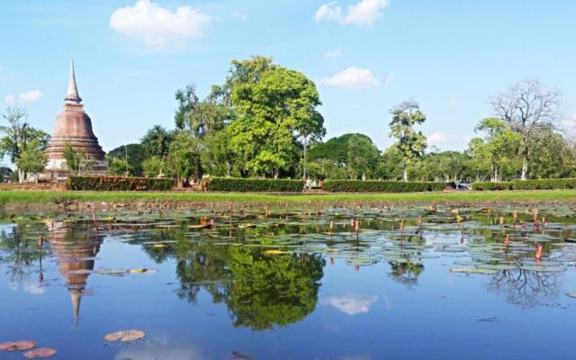 rzeka sukhothai