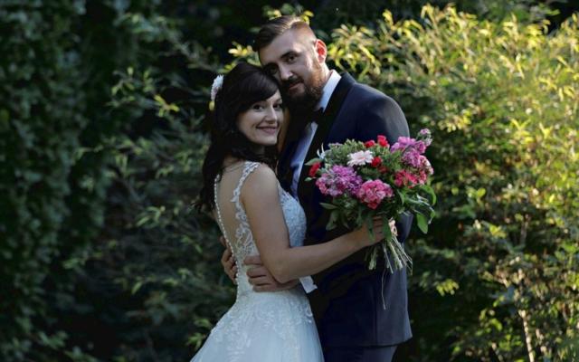 magati.pl - ślubna sesja