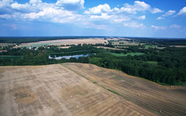 rolnictwo z drona
