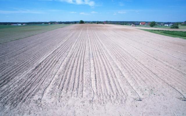 filmowanie dronem poznań rolnictwo