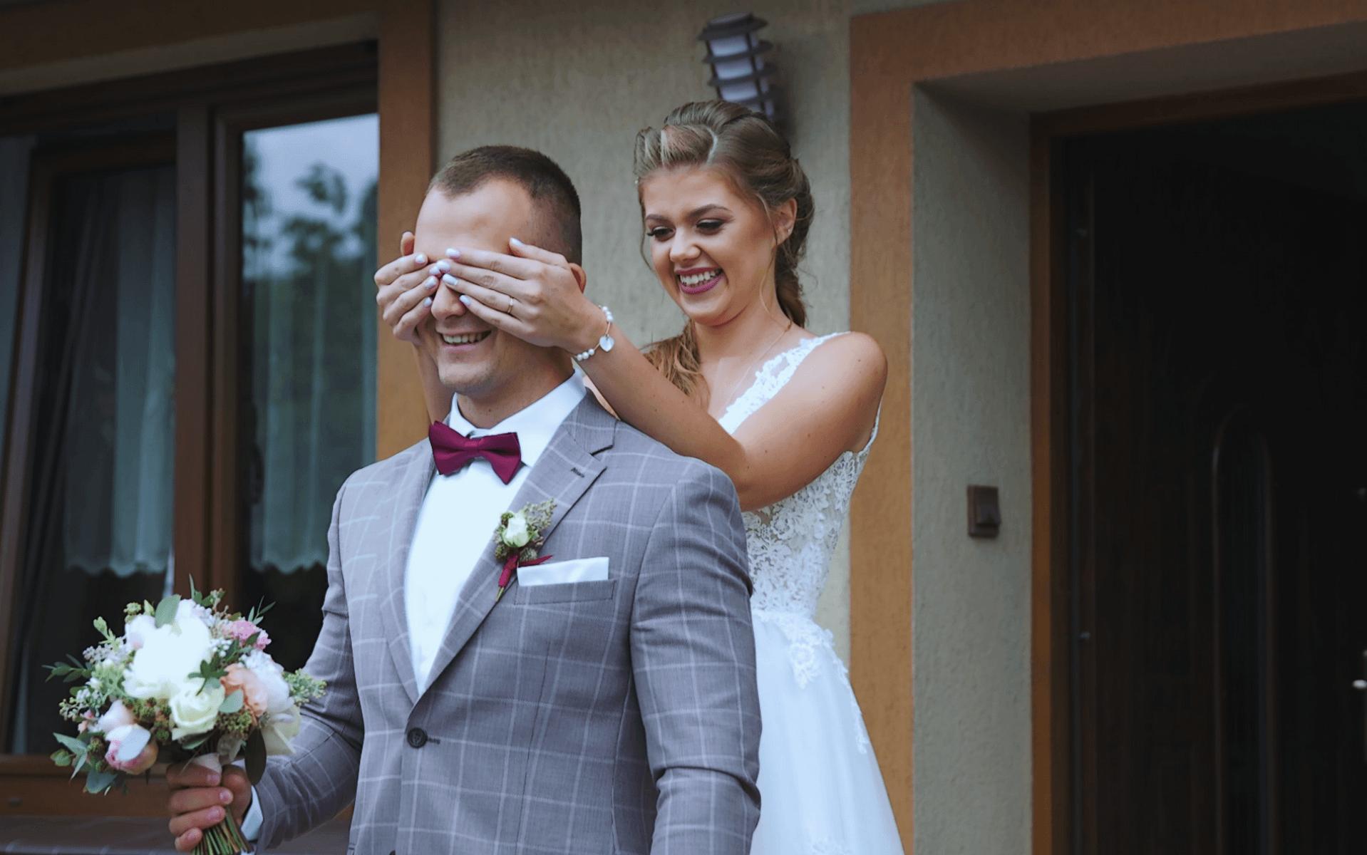 przygotowania do ślubu w Tarnowie podgórnym