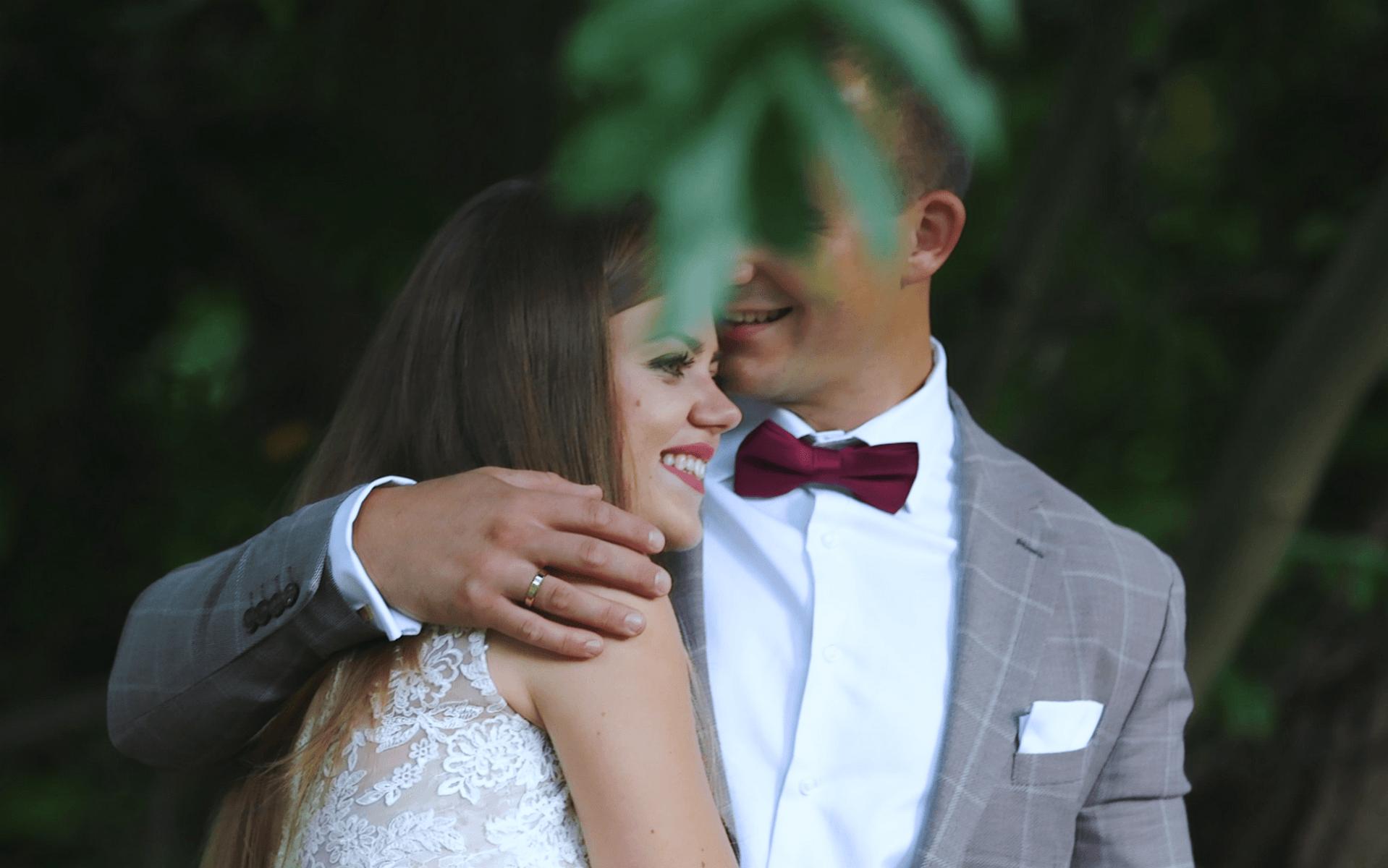 Ogród Botaniczny Siedem Drzew Biskupice filmowanie wesel