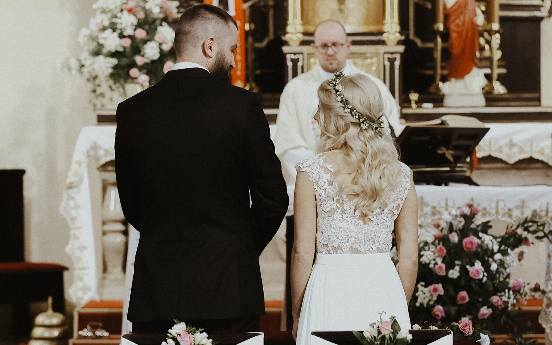 instastories podczas wesela