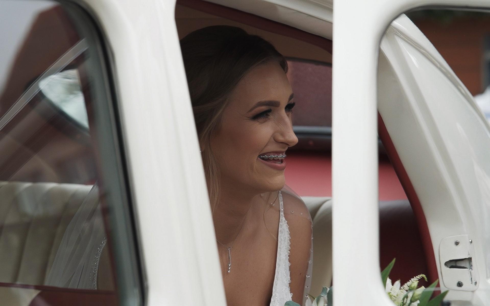 film ślubny klip ślubny podjazd pod salę