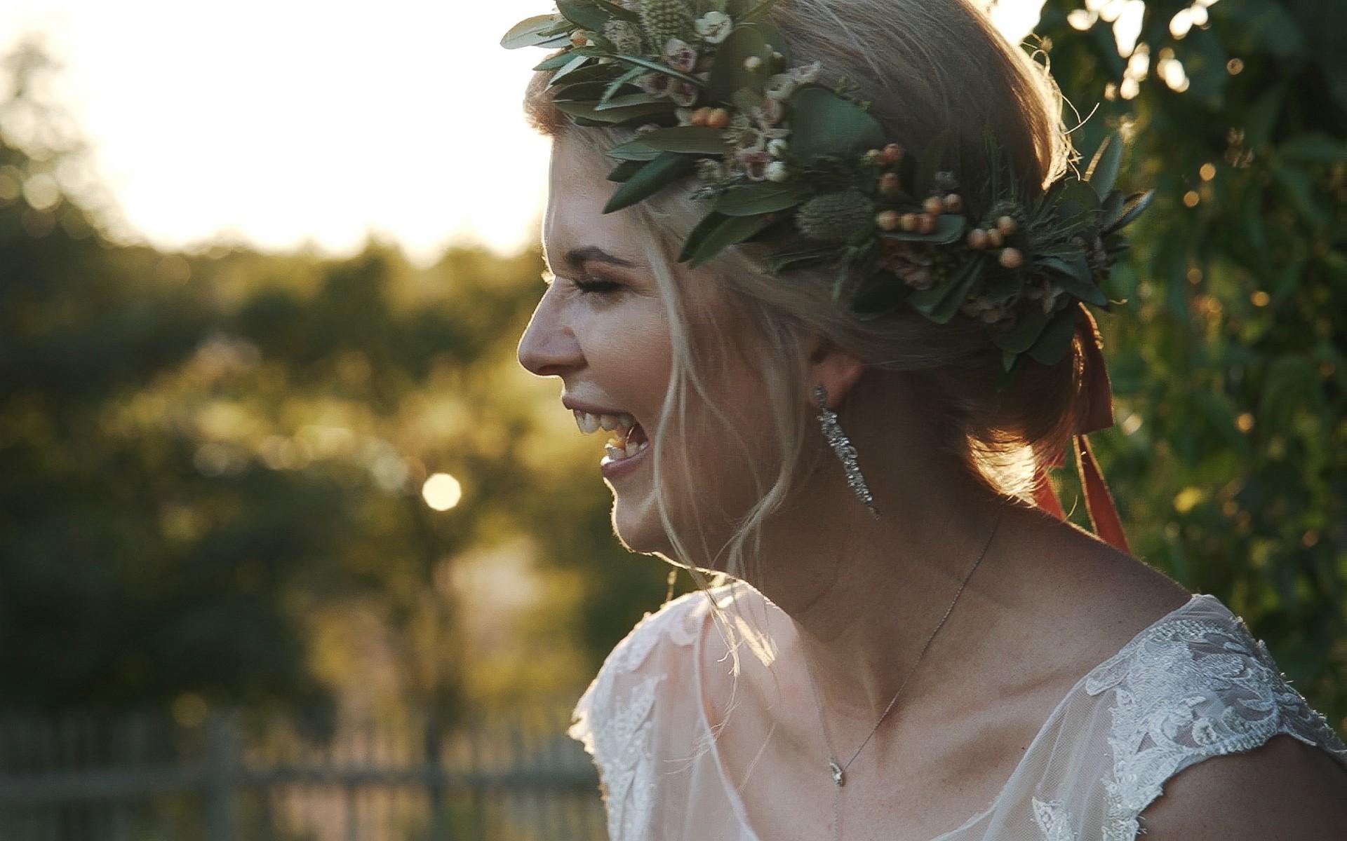wesele w ranczo w dolinie film ślubny panna młoda
