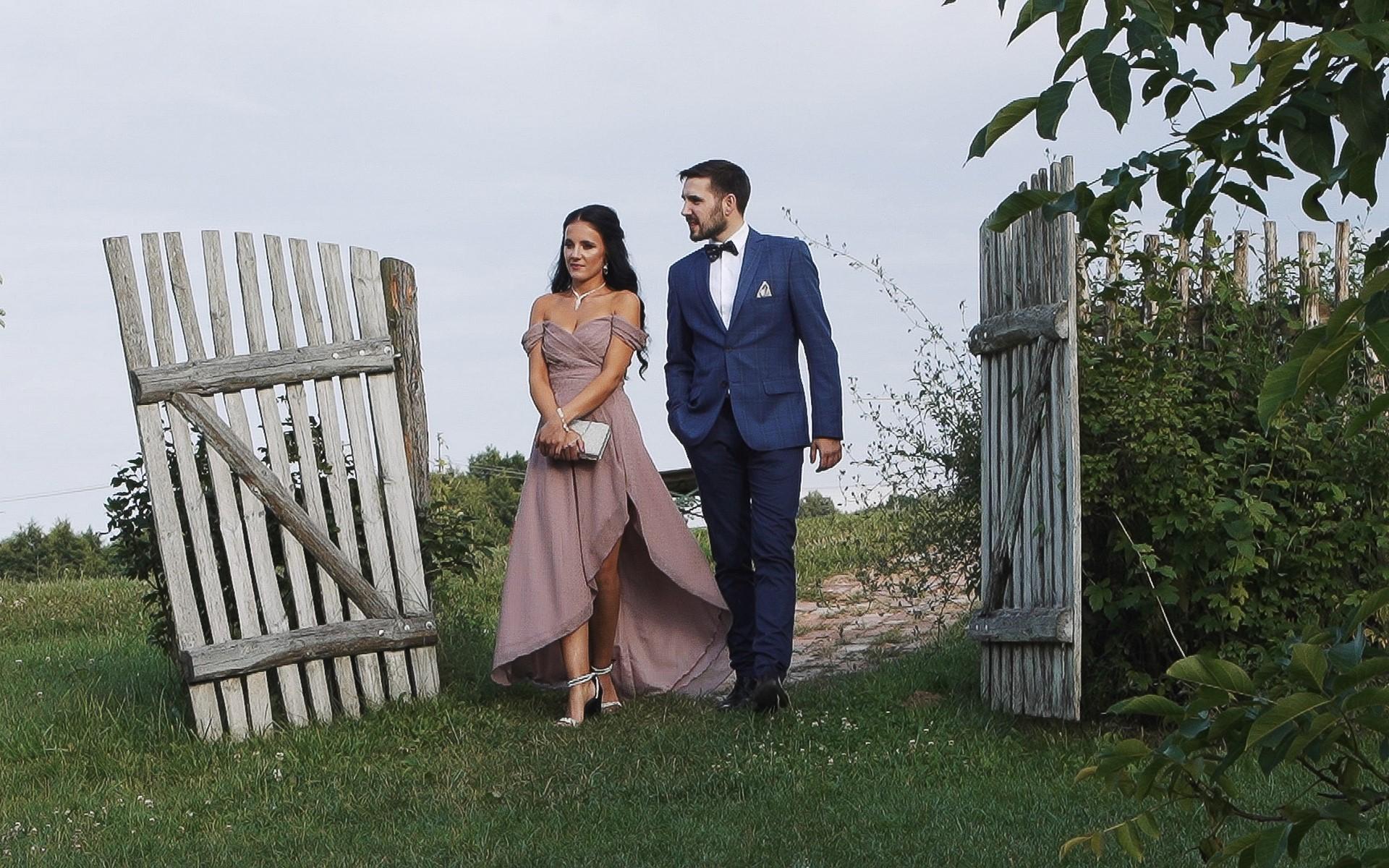 wesele w ranczo w dolinie filmowiec ślubny
