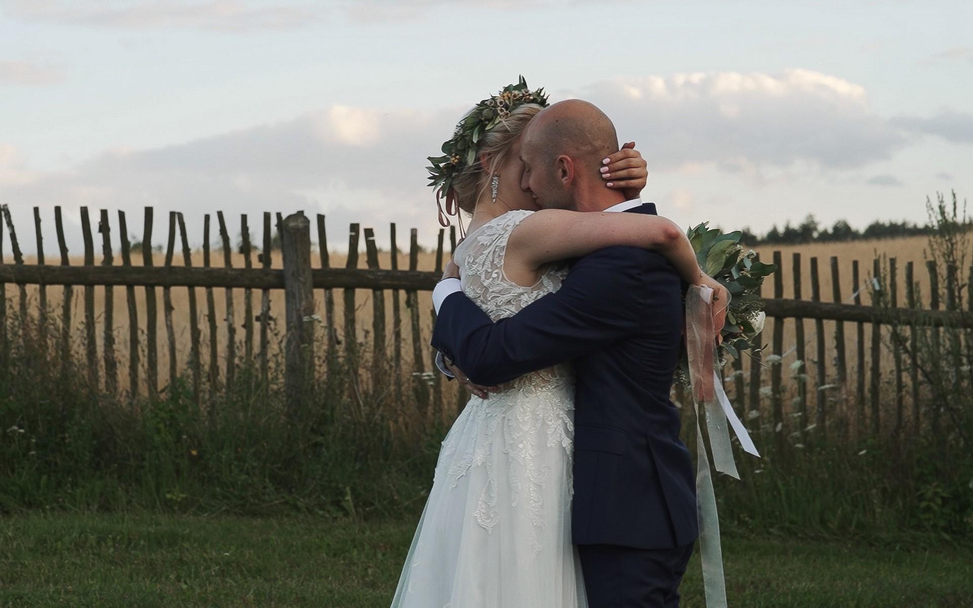 wesele w ranczo w dolinie film ślubny